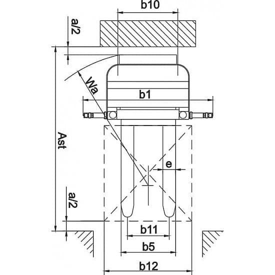 Серия CDD самоходные электроштабелеры