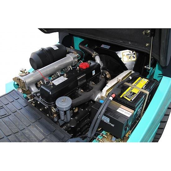 FD20T-M дизельный погрузчик г/п 2000 кг, в/п 3000 мм