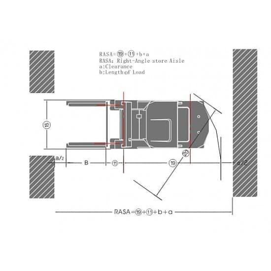 FD50T-M дизельный погрузчик г/п 5000 кг, в/п 3000 мм