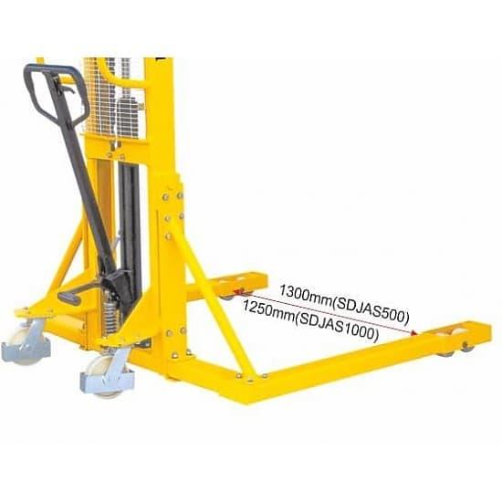 SDJAS500 г/п 500 кг, высота подъема 1600 мм