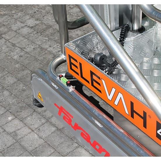 ELEVAH 40 MOVE picking, рабочая высота 4 метра