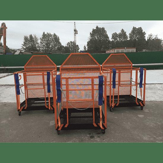 Рабочая платформа на вилы (Корзина)