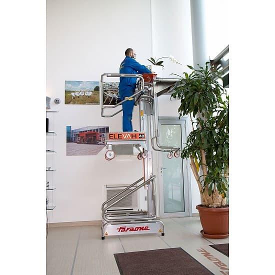 ELEVAH 40B picking, рабочая высота 4 метра
