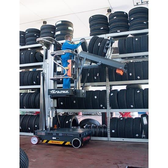 ELEVAH 65 MOVE PICKING VERS. PF1, рабочая высота 6,5 метров