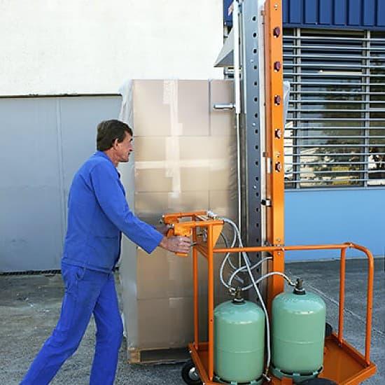 Turbopack термоусадочная колонна