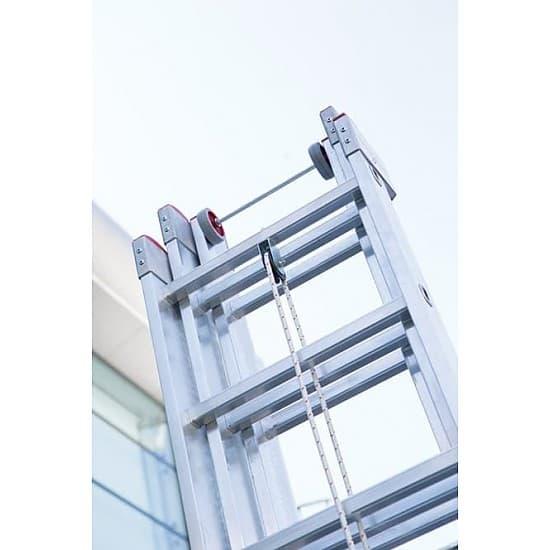 Лестница алюминиевая ST350/3СМ