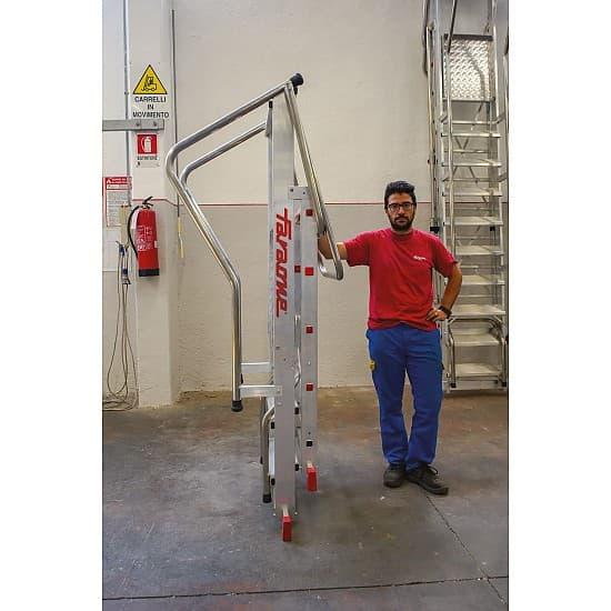 Лестница алюминиевая SMT 70