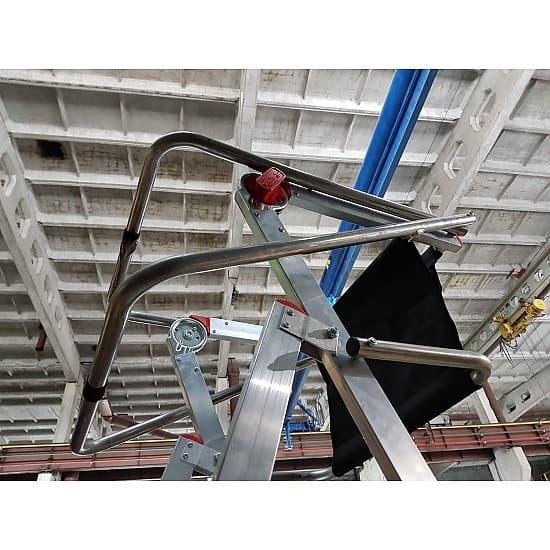 Лестница алюминиевая PLS3 (3 ступени)
