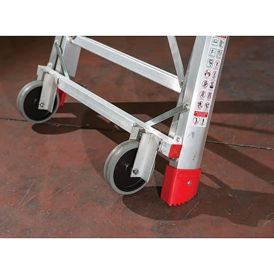 Лестница алюминиевая PLS5 (5 ступеней)